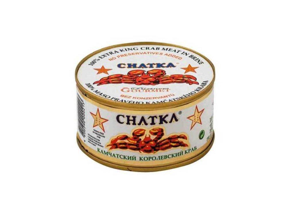 CHATKA Maso Kamčatského kraba 60% / 40% - 185g/121g