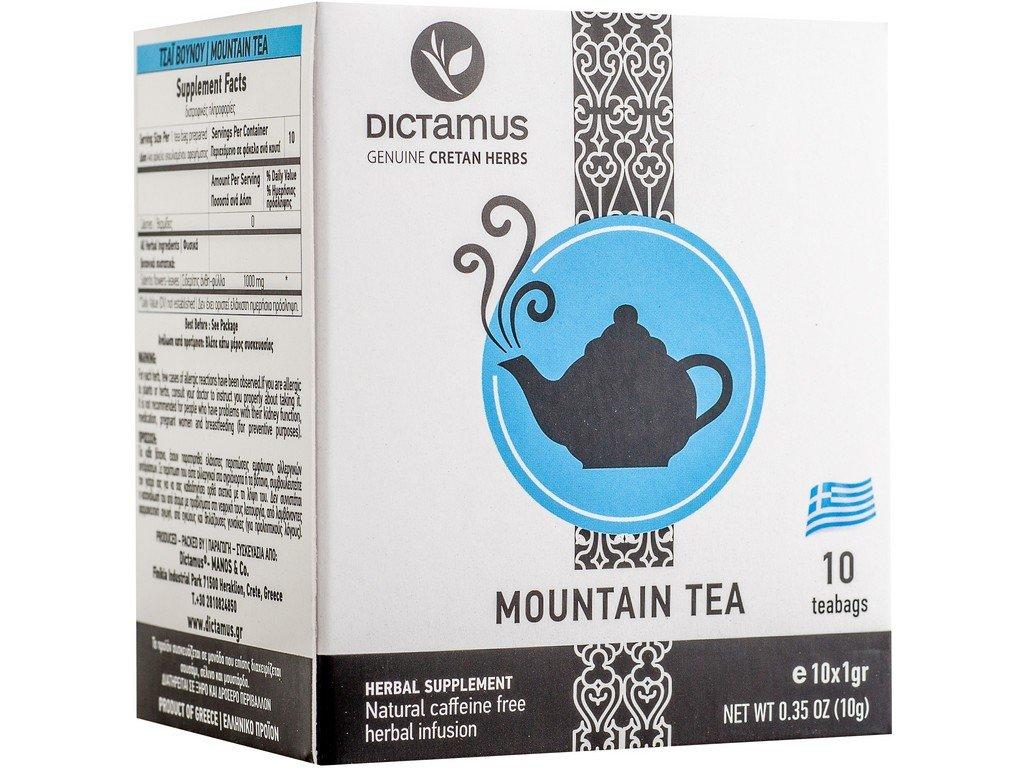 Bylinkový čaj Horská Divoká Malotira 10x1g