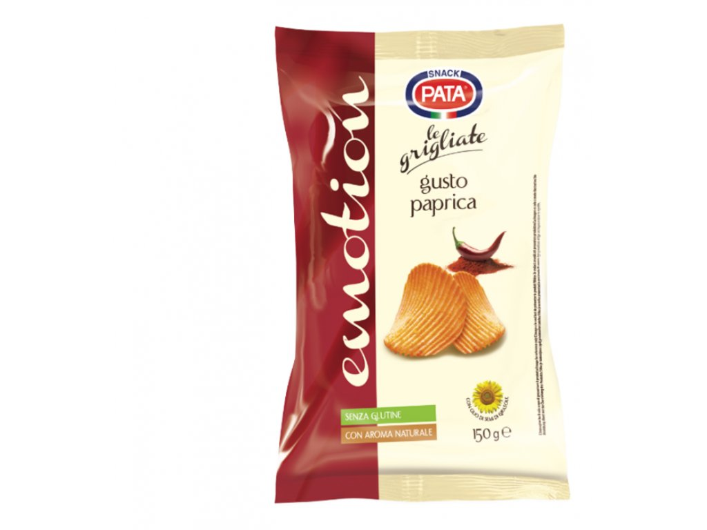 Chipsy Paprica 40g
