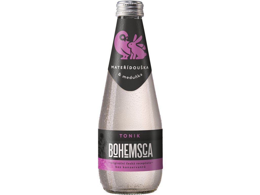 Tonik water Mateřidouška a meduňka 330ml