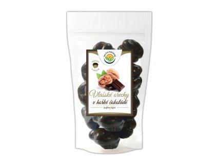 Vlašská jádra v hořké čokoládě Salvia Paradise