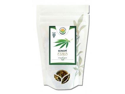 Konopí CBD - Cannabis sativa nať Salvia Paradise