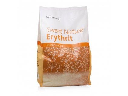 Sanct Bernhard Sweet Nature - Erythrit - přírodní sladidlo 1000g