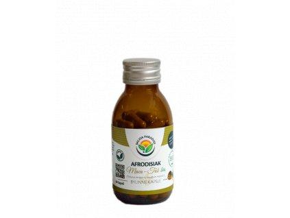 AKCE Afrodisiak Maca - Trib kapsle BIO 60 ks Salvia Paradise