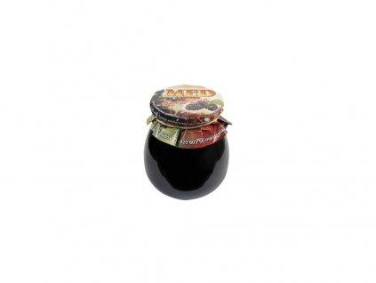 Med s ovocem ostružinový 400 g Jankar Profi