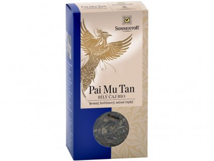 Bio Bílý čaj Pai mu tan syp. 40g Sonnentor