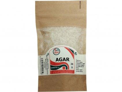 Agar - agar přírodní 28 g Sunfood