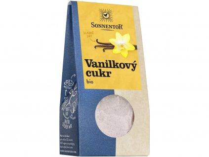 Bio Vanilkový cukr 50g Sonnentor