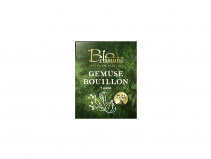 Bio Bujón zeleninový - kostky 60 g Rinatura