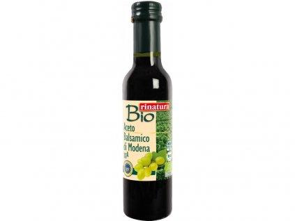 Bio Balsamico di Modena ocet 250 ml sklo Rinatura