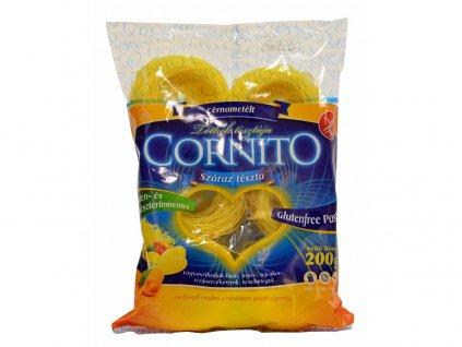 Cornito - Nudle vlasové, hnízda 200g Cornito