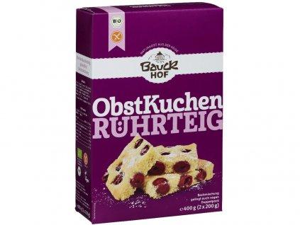 Bio Ovocný koláč 400 g - bezlepková směs Bauck Hof