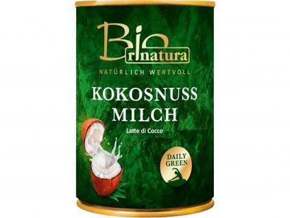 Bio nápoj kokosový 400ml Rinatura