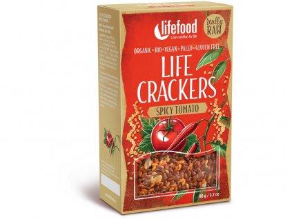 Bio Life crackers Mexické 90g Lifefood
