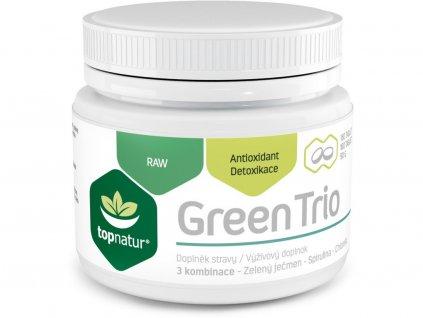 Green Trio 180 tbl. Topnatur