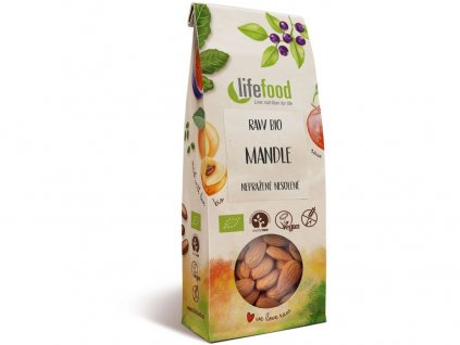 Bio Mandle natural 100g Lifefood