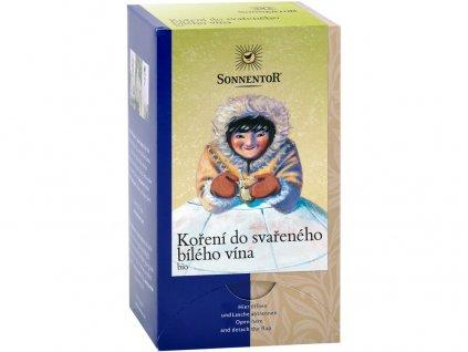 Bio Koření do svařeného bílého vína 36 g dvoukomorový Sonnentor