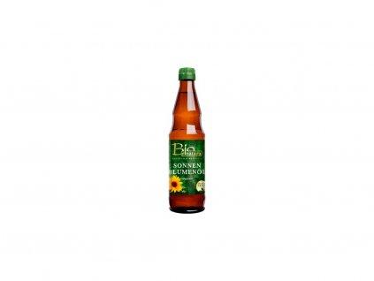 Bio Slunečnicový olej za studená lisovaný 500ml Rinatura