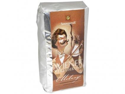 Bio Káva vídeňské pokušení Melange 500 g - mletá Sonnentor