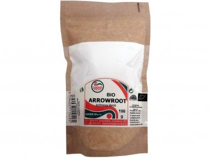Bio Arrowroot kořenový škrob 150 g Sunfood