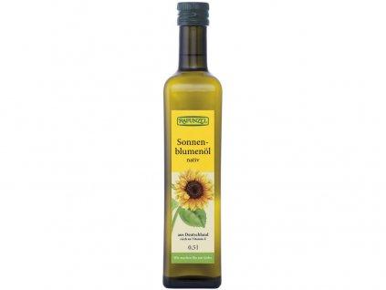 Bio Slunečnicový olej lisovaný za studena 500ml Rapunzel