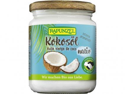 Bio Kokosový olej nerafinovaný 200g Rapunzel