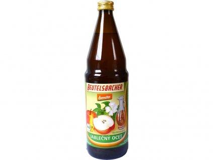 Bio Jablečný ocet nepasterizovaný 0,75l (vratná lahev) Beutelsbacher