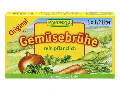 Bio Zeleninový vývar v kostce 8ks Rapunzel