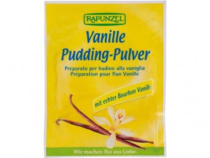 Bio Pudinkový prášek vanilkový 40g Rapunzel