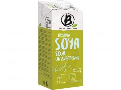 Bio Sójový drink Unsweetened BERIEF1l Berief