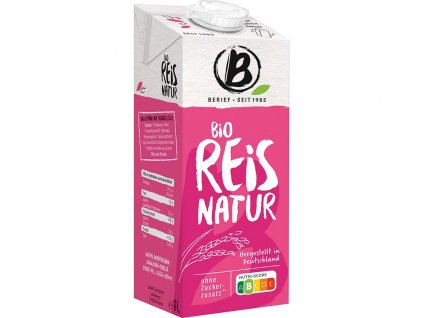 Bio Rýžový drink Natur BERIEF 1l Berief