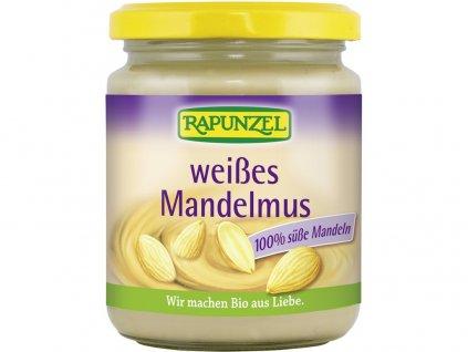Bio 100%-ní pasta z nepražených mandlí 250 g Rapunzel