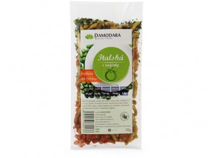 Instantní polévka do hrnku Italská s rajčaty 38g Damodara