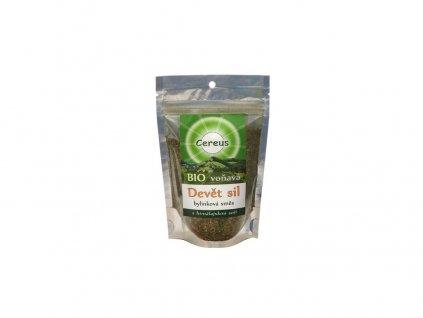 Bio Himálajská sůl bylinková - Devět sil 120g Cereus