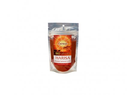 Bio Himálajská sůl africká směs - Harisa 120g Cereus