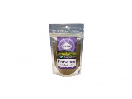 Bio Himálajská sůl kouzelná - Provence 120g Cereus