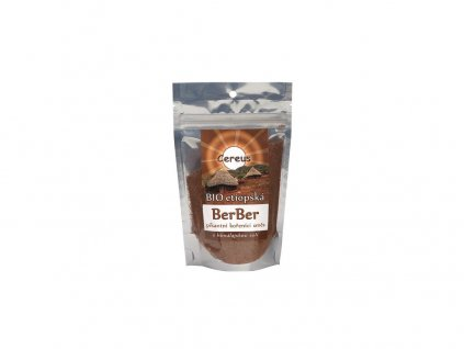 Bio Himálajská sůl Etiopská - BerBer 120g Cereus