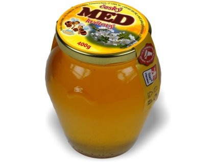 Med květový světlý 400 g Jankar Profi