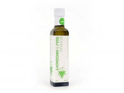 Hroznový olej 250ml Bohemia olej