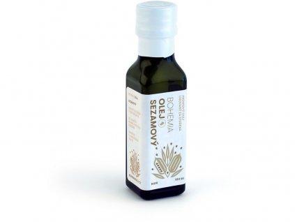 Sezamový olej 100ml Bohemia olej