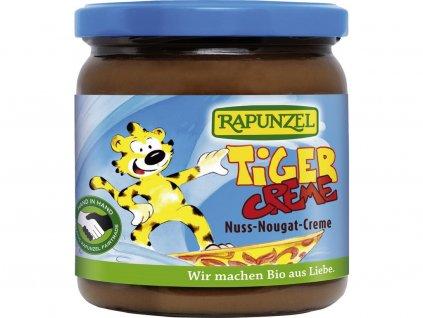 Bio Tygr nugátová pomazánka 400 g Rapunzel