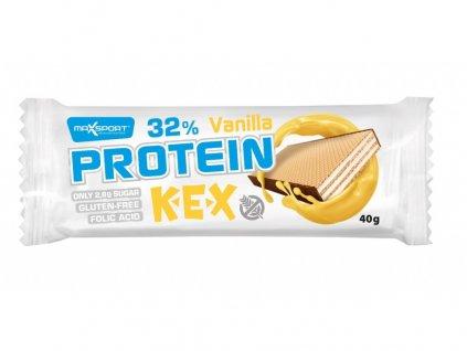 Protein kex vanilka 40 g Max sport