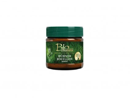 Bio Bujón kuřecí v prášku bezlepkový 125g Rinatura