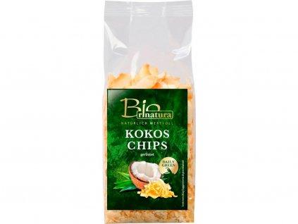 Bio Kokos chips pečený 150g Rinatura
