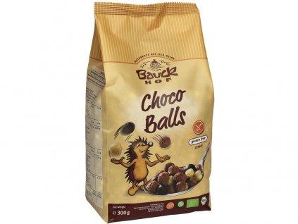 Bio Kuličky čokoládové bezlepkové 300g Bauck Hof