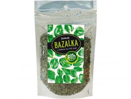 Bio Bazalka drhnutá 20g Cereus