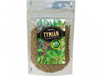 Bio Tymián drhnutý 20g Cereus