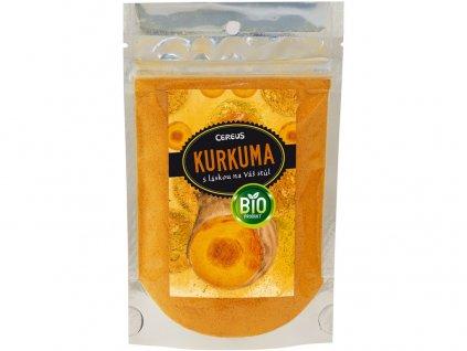 Bio Kurkuma 45g Cereus