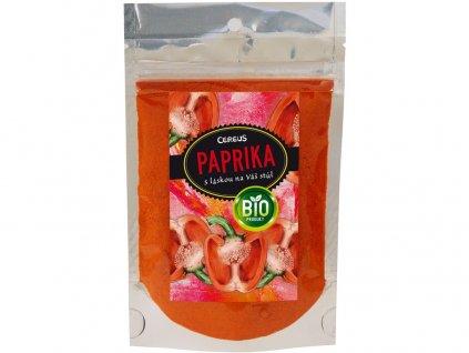 Bio Paprika sladká mletá 40g Cereus