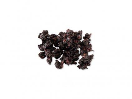 Bio Moruše černá sušená 1kg Lifefood